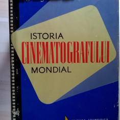 Georges Sadoul – Istoria cinematografului mondial - Carte Cinematografie