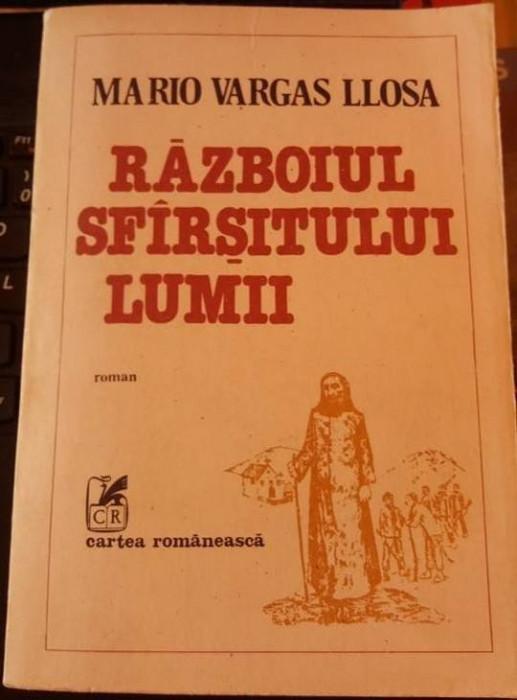 RAZBOIUL SFARSITULUI LUMII MARIO VARGAS LLOSA -10