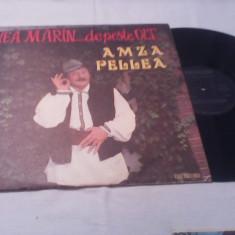 DISC VINIL AMZA PELLEA NEA MARIN...DE PESTE OLT EXE 01091 STARE EXCELENTA - Muzica soundtrack