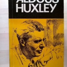 Aldous Huxley prezentat de Mircea Padureleanu