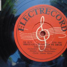 Ioana Radu disc patefon gramofon Electrecord EPB 5081 stare impecabila! - Muzica Populara electrecord, Alte tipuri suport muzica