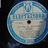 P. Stefanescu - Goanga disc patefon gramofon Electrecord TT 2030 st impecabila!
