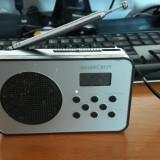 RADIO SILVERCREST MODEL SWEED 100 A1, FUNCTIONEAZA . - Aparat radio