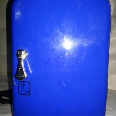 Frigider portabil, Anglia, auto-camping, alimentare 12-220 V - Lada frigorifica auto