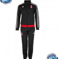 Trening ADIDAS ORIGINAL 100% AC Milan Adidas PES -copii sau fete - 15-16, Marime: YM, Culoare: Din imagine, Unisex