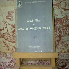 V. Ravescu - Codul penal si codul de procedura penala