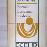 Jovan Hristic - Formele literaturii moderne