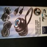 Casca Bluetooth 3 in 1