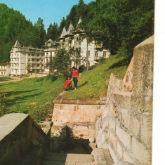 CPI (B8706) CARTE POSTALA - SLANIC MOLDOVA - Carte Postala Moldova dupa 1918, Circulata, Fotografie
