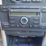 Radio-Cd-Aux Ford Mondeo MK3 (2000-2007)