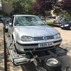 Dezmembrez/golf/4/2002/1.6/16V/Argintiu - Dezmembrari Volkswagen