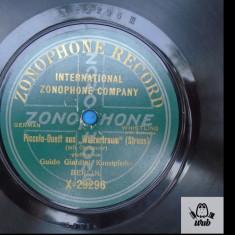 Strauss Vals disc patefon gramofon v repertoriul in foto - Muzica Clasica, Alte tipuri suport muzica
