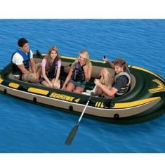 Barca Intex SEAHAWK 4 - Barca Pescuit