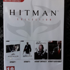 JOC HITMAN COLLECTION, PC DVD ROM