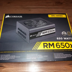 Sursă Corsair RM650X - Sursa PC
