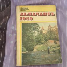 Almanah / Almanahul 1989 - Vinatorul si pescarul sportiv !!!
