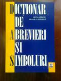 Dictionar de abrevieri si simboluri - Silvia Pitiriciu; Dragos Vlad Topala