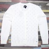 Bluza Cardigan TOMMY HILFIGER - Bluze Dama, Femei - 100% AUTENTIC, S, Alb