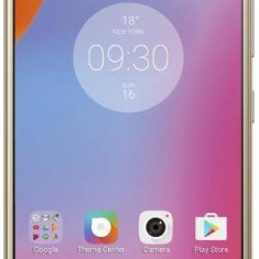 Telefon Mobil Lenovo K6 Note, 32GB Flash, 3GB RAM, Dual SIM, 4G, Gold