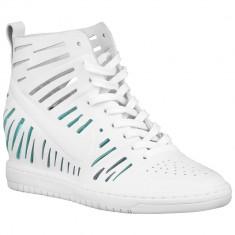 Nike Dunk Sky Hi | 100% originali, import SUA, 10 zile lucratoare - ef260617a - Adidasi dama