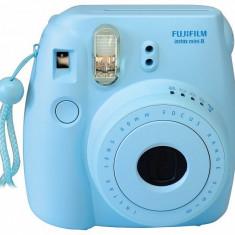 Fujifilm Instax Mini 8 (albastru) - Aparat Foto compact Fujifilm