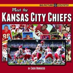 Meet the Kansas City Chiefs - Carte in engleza