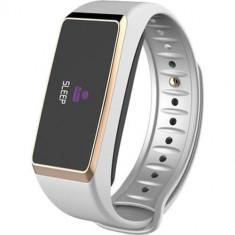 MYKRONOZ ZeFit 2 Pulse Bratara Fitness Alb Pentru toate telefoanele iPhone