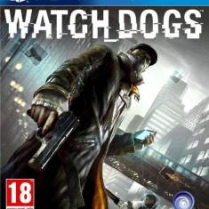 Joc software Watch Dogs PS4 - Jocuri PS4 Ubisoft