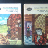 Richard Llewellyn - Ce verde era valea mea (2 vol.), (Editura Minerva, 1971) - Roman