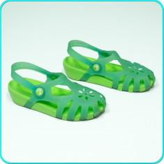 DE FIRMA → Slapi copii, confortabili, ergonomici, CROCS → baieti, fete | nr. 33 - Sandale copii Crocs, Culoare: Verde, Unisex