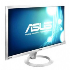 Monitor 23 ASUS LED VX239H-W, IPS Panel, 1920 x 1080, 16:9, 5ms, 250 cd/mp, ASCR 80000000:1, 178/178