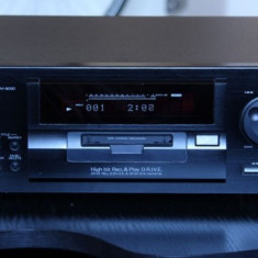 Minidisc Kenwood DM-9090 - CD player Kenwood, 121-160 W