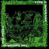 TYPE O NEGATIVE The Origin Of The Feces remastered (cd)