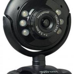 Cameră web Trust 16429 Spotlight, negru - Webcam
