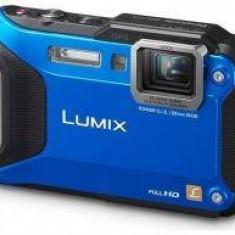 Aparat foto Panasonic Lumix DMC-FT5, albastru