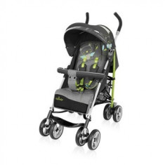 Carucior copii Sport Baby Design cu pliere rapida Travel Quick Grey