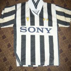 Tricou al echipei Juventus Torino, Jucator Del Piero nr 10, masura S - Tricou echipa fotbal, Marime: S, Culoare: Bej