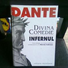 DIVINA COMEDIE INFERNUL - DANTE - Roman