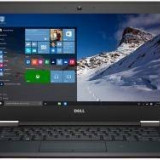 Latitude E7270 12.5 FullHD i5 8GB 512GB Win 10 Pro / Win 7 Pro - Laptop Dell