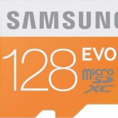 Card de memorie Samsung Evo microSDXC 128GB Class10 UHS-I