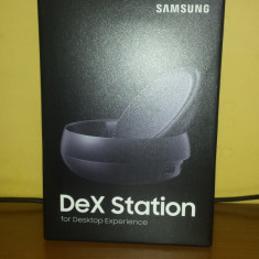 Docking station Samsung DeX Station pentru Galaxy S8/S8 Plus, Black - Dock telefon