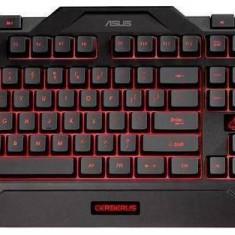 Gaming keyboard Asus Cerberus - Tastatura