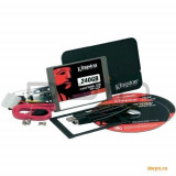 Kingston SSD 240GB V300, 2.5' 7mm, SATA 3 6G, Desktop/Notebook upgrade kit (2.5' USB enclosure, 3.