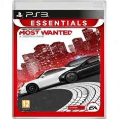 NEED FOR SPEED MOST WANTED ESSENTIALS RO PS3 - Jocuri PS3