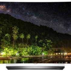 Televizor OLED Curbat Smart LG, 139 cm, OLED55C6V, 4K Ultra HD, 3D - Televizor LED LG, Smart TV