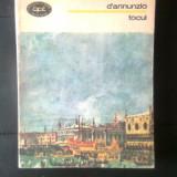 Gabrielle d'Annunzio - Focul (Editura Minerva, 1979)