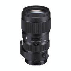 Obiectiv Sigma Nikon 55-100/1.8 (A) DC HSM Art - Obiectiv DSLR