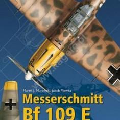 Messerschmitt Bf 109 E.: The Blitzkrieg Fighter - Carte in engleza