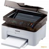 Samsung, Multifunctional laser mono cu fax, SL-M2070F/SEE, Print/Scan/Copy, 20 ppm, 1200x1200dpi, 1 - Multifunctionala