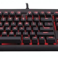 Corsair STRAFE Mechanical Gaming Keyboard Cherry MX Blue - Tastatura Corsair, Cu fir, USB